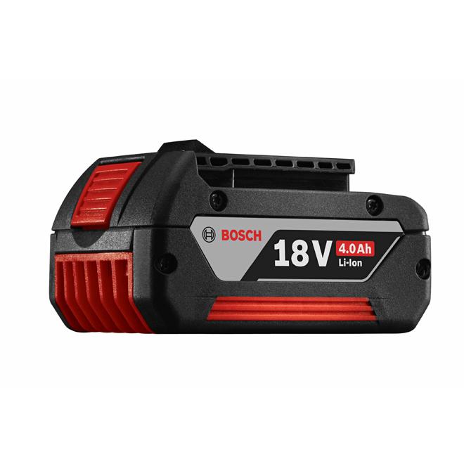 Batterie Fat Pack au lithium-ion, 18 V, 4,0 AM