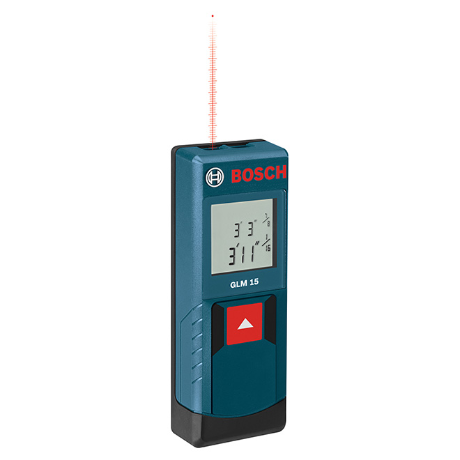 Télémètre laser de 50 pi