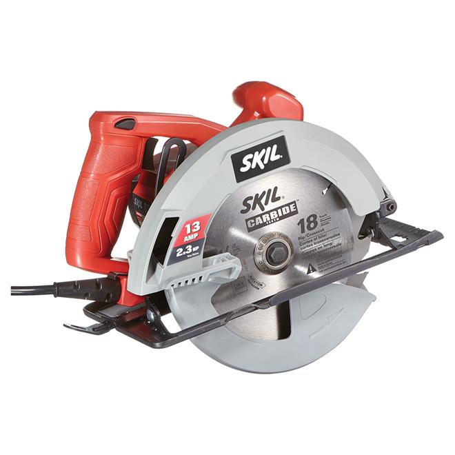 "Circular Saw - 7 1/4"" - 13 A - Red"