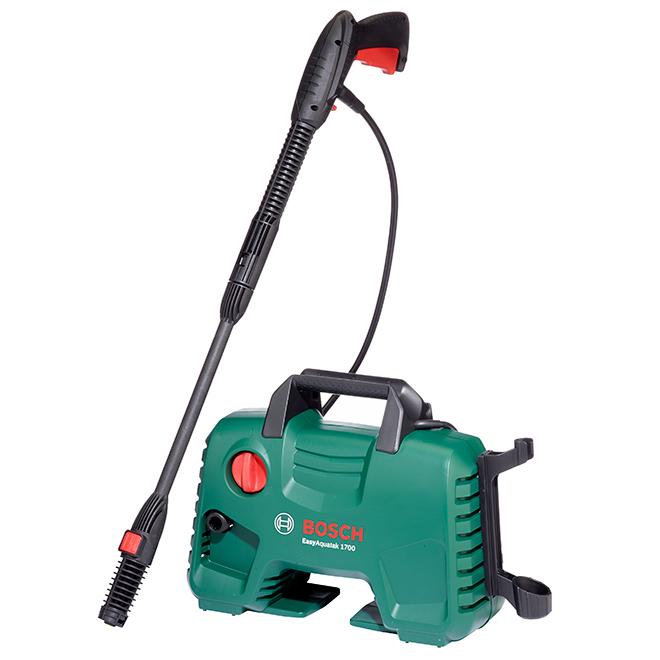 Laveuse à pression électrique, composite, vert, 1700 lb/po²