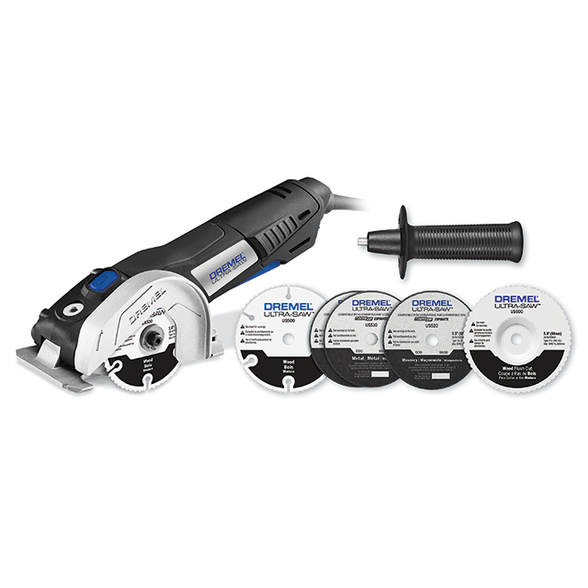 Trousse pour outil à découper Ultra-Saw(MC), 7,5 A,120 V