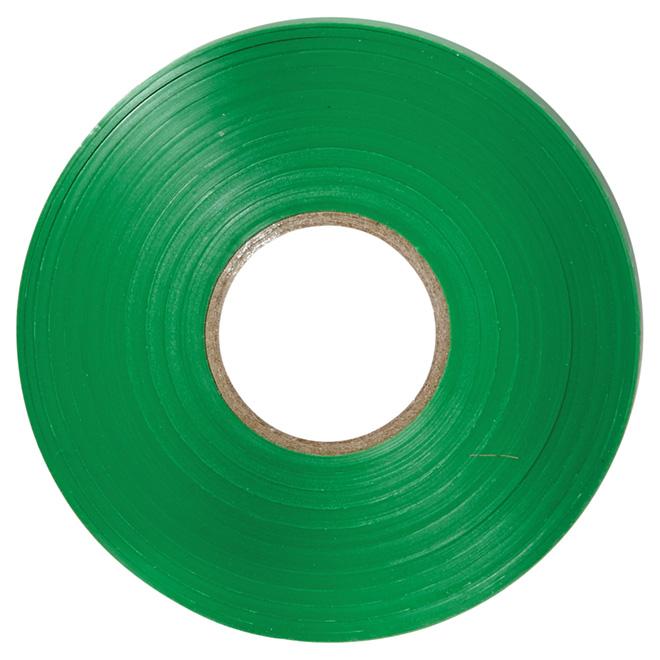 "Plant Ties - Green - 1/2"" x 160'"