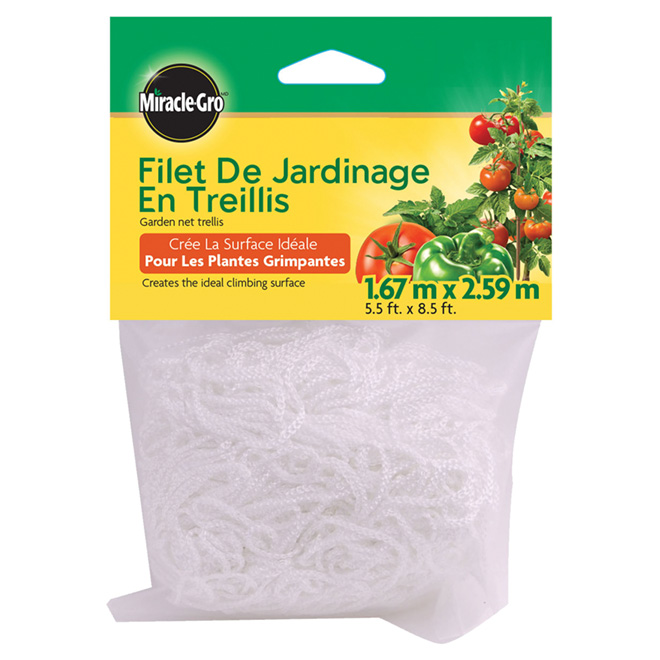 Garden Net Trellis - 5.5' x 8.5'