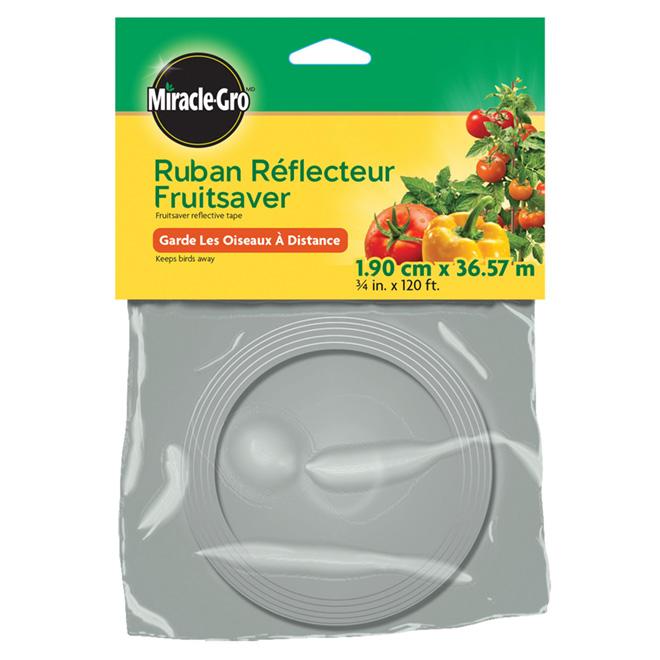 "Ruban réflecteur Fruitsaver, 3/4"" x 120'"