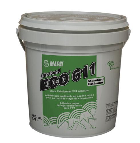 ECO 611 Vinyl Tile Adhesive - 3.78 L