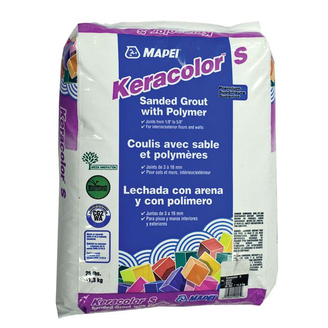 Coulis avec sable «Keracolor S» 25L - Chocolat