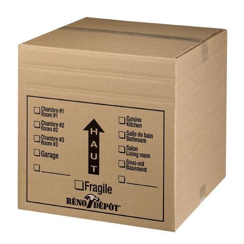 norampac boites de carton r no d p t. Black Bedroom Furniture Sets. Home Design Ideas
