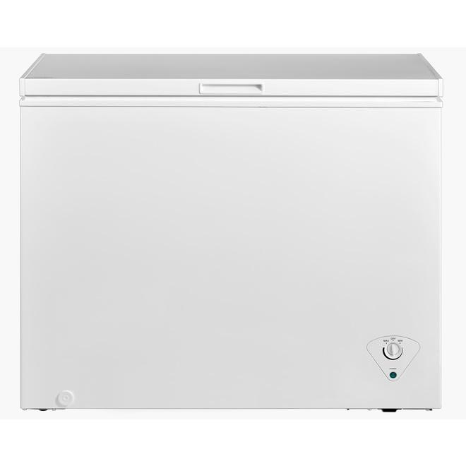 Midea Freezer Chest - 38.8-in - 8.8-cu ft - White