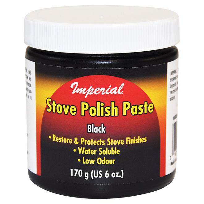 Stove polish paste