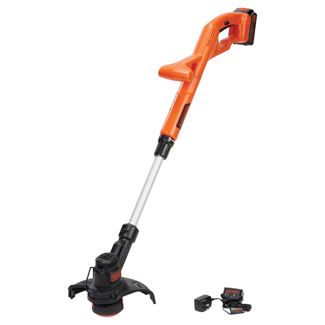 """Cordless Trimmer and Edger - 10"""" - 1.5 A - 20 V"""
