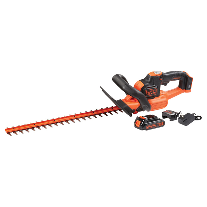 Cordless Hedge Trimmer - 20V