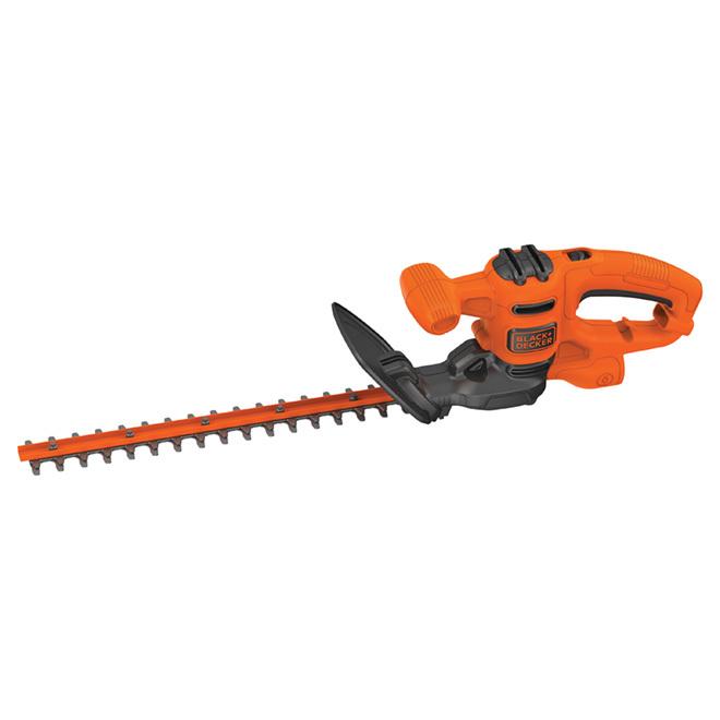 "Electric Hedge Trimmer - 3.0A - 16"" - Orange"