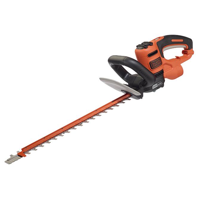 "Electric Hedge Trimmer - 3.8A - 20"" - Orange"