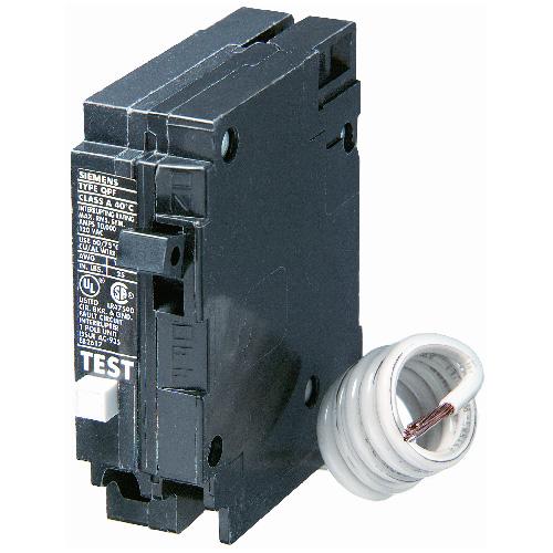 Disjoncteur enfichable 120 VAC 20 A 1 pôle