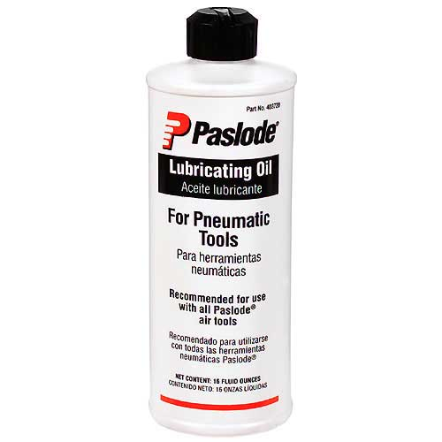 Pneumatic Tool Lubricating Oil - 16 oz.