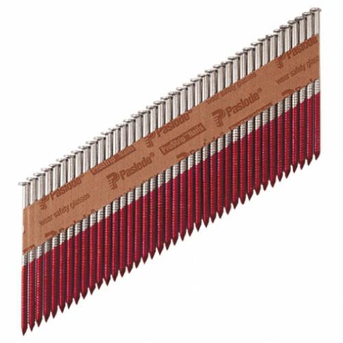 "Deck Nails - Strip - Galvanized - 3"" - 1500/Box"