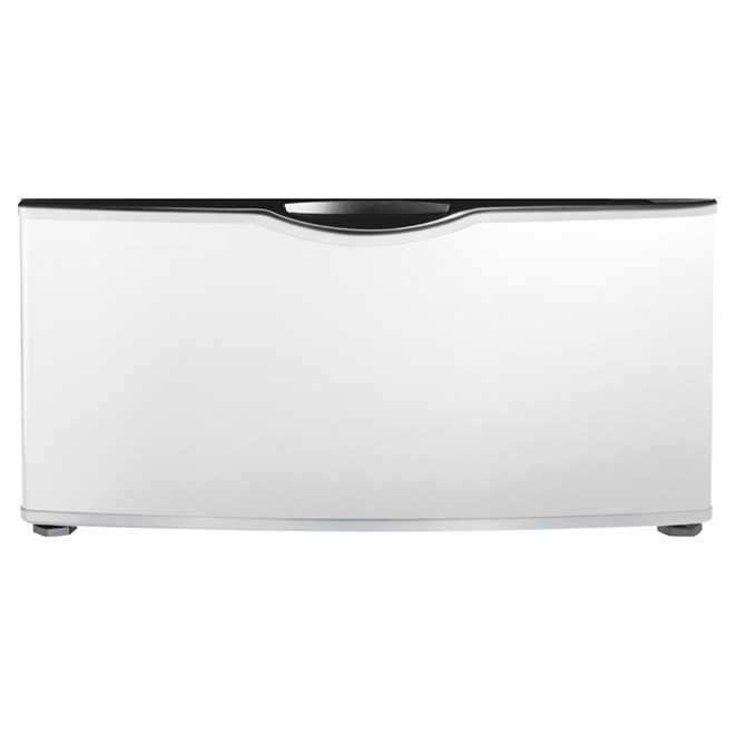 Samsung Pedestal With Storage Drawer 27 Pure White Réno Dépôt