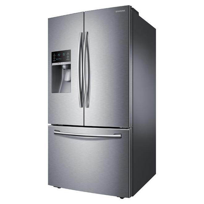 samsung r frig rateur portes fran aises 36 22 5 pi inox rf23hcedbsr r no d p t. Black Bedroom Furniture Sets. Home Design Ideas