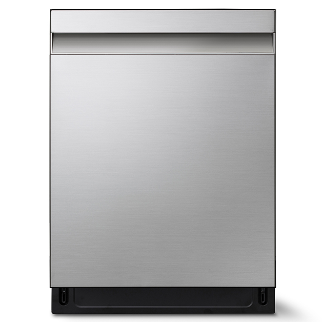 Samsung 39-dB Built-In Dishwasher with AquaBlast Technology and AutoRelease Drying (Stainless Steel) (24-in) ENERGY STAR