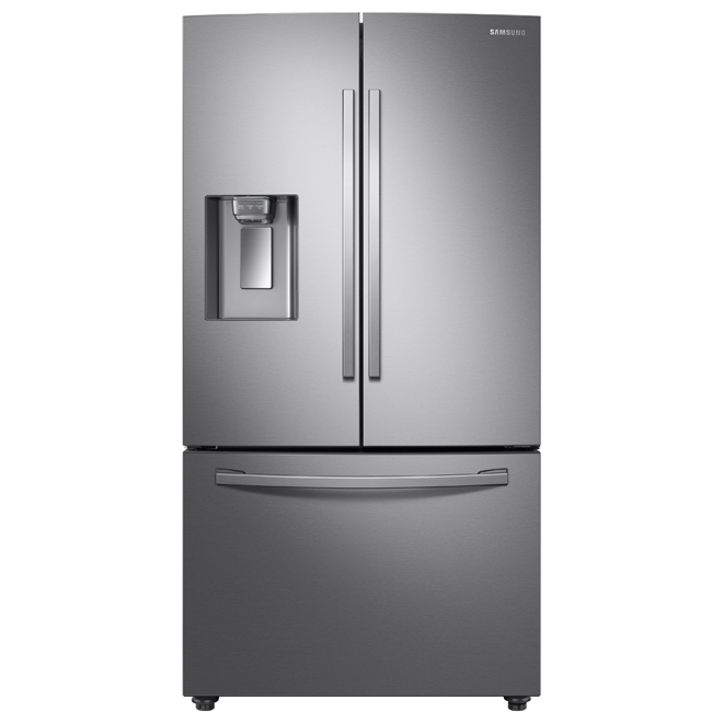 Refrigerator with Wi-Fi - 22.6 cu. ft. - Stainless Steel