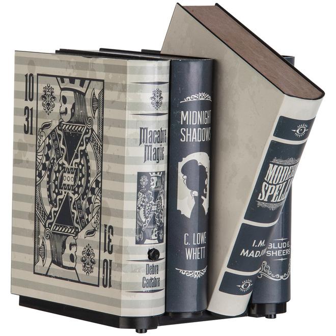 Livres animés décoration pour Hallowen, Holiday Living, plastique
