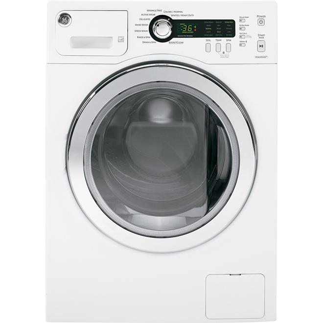 """Laveuse compacte à chargement frontal 24"""", 2,6 pi³"""