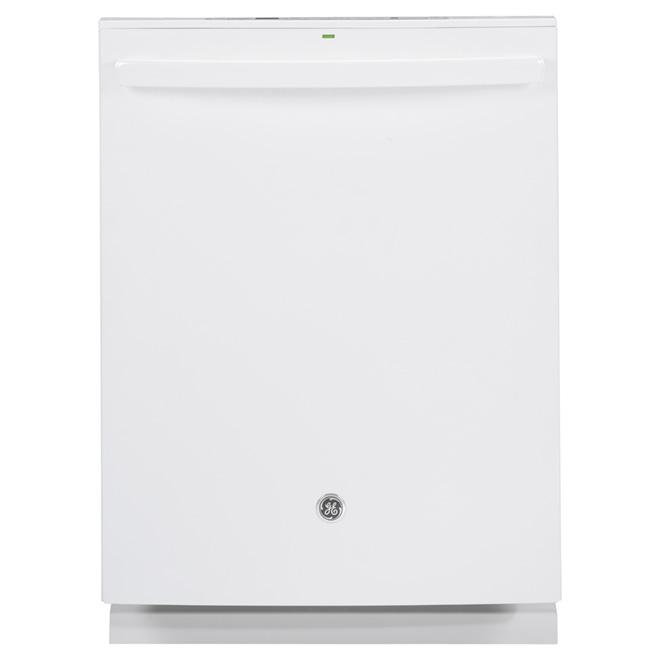 ge lave vaisselle avec broyeur piranha mc 24 blanc. Black Bedroom Furniture Sets. Home Design Ideas