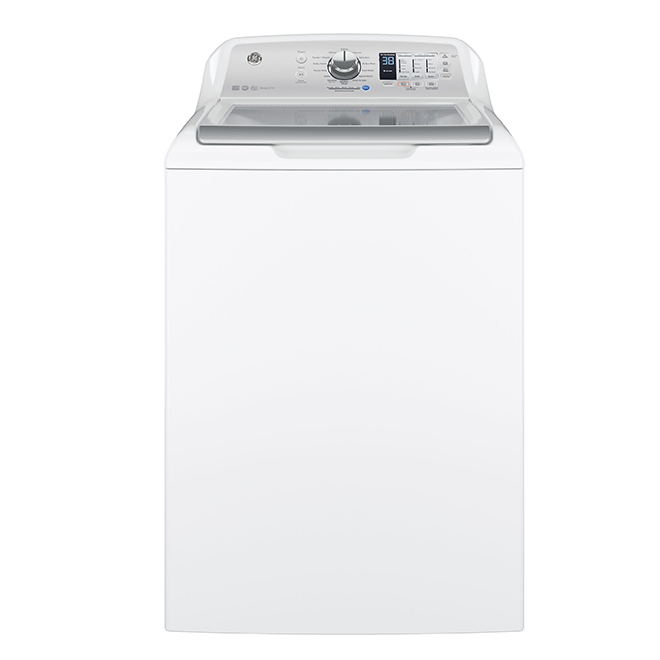 Top Load Washer with CircuClean - 5.3 cu. ft. - White