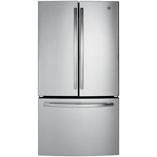 "French Door Refrigerator - 36"" - 26.7 cu. ft. - SS"