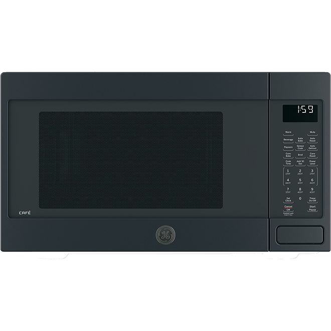 Countertop Microwave Oven - 1000 W - 1.5 cu. ft. - Black