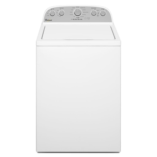 High-Efficiency Top-Load Washer - 5.0 cu. ft.