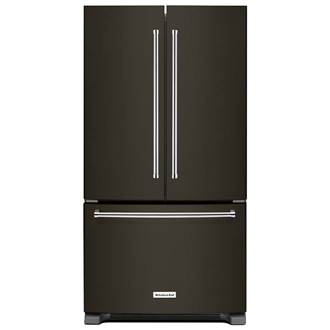"Refrigerator with ExtendFresh™, 36"", 20 cu. ft. - Black"