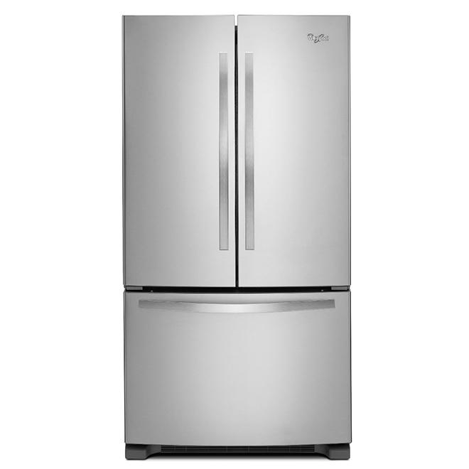 "Réfrigérateur avec Accu-Chill, 33"", 22 pi³, inox"