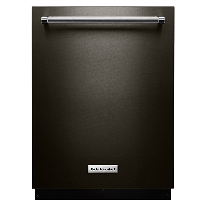 """Dishwasher With ProDry System - 24"""" -  Black Stainless"""