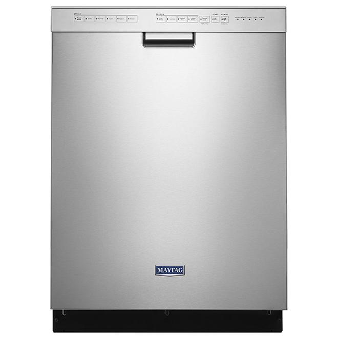 Built-In Dishwasher - 50dBA - PowerBlast - Stainless Steel
