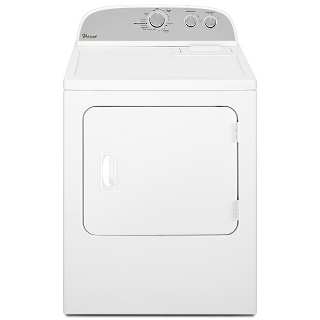 """Sécheuse électrique Whirlpool(MC), 29"""", 7,0 pi³, blanc"""