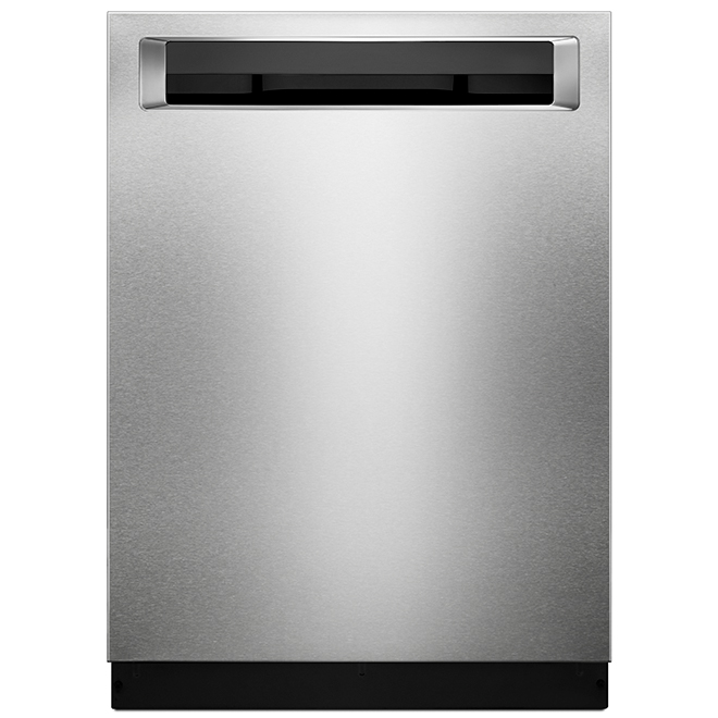 """Built-In Dishwasher - ProWash Cycle - 24"""" - Stainless Steel"""