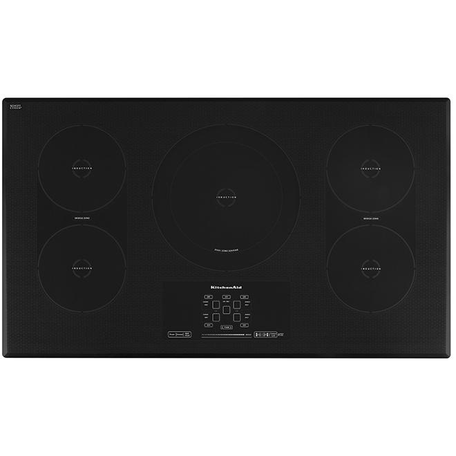 "5-Element Built-In Cooktop - 36"" - Black"