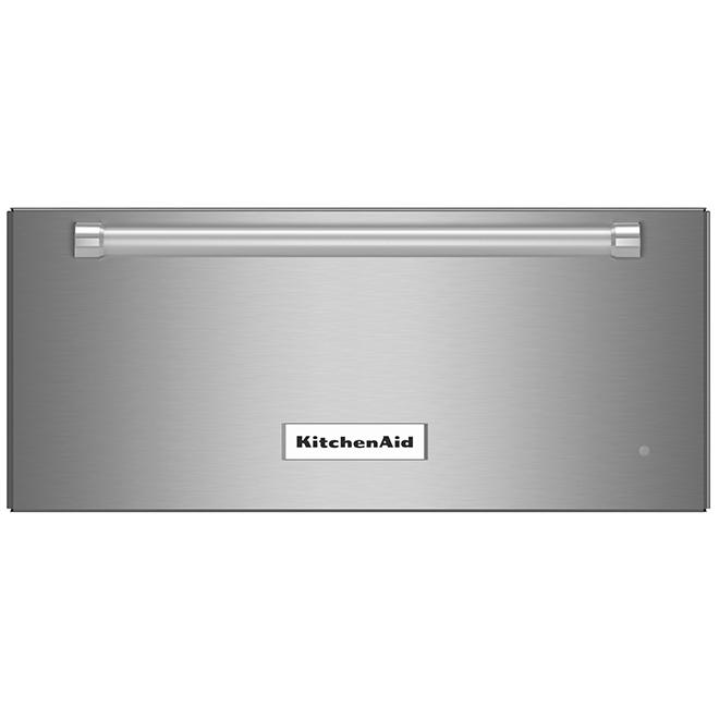 "KitchenAid(R) Warming Drawer - 24"" - 1.1 cu. ft. - SS"