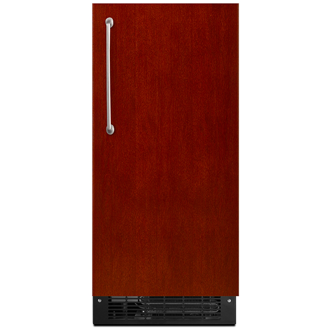"""Ice Maker with Automatic Defrost Unit - 15"""" - Panel-Ready"""