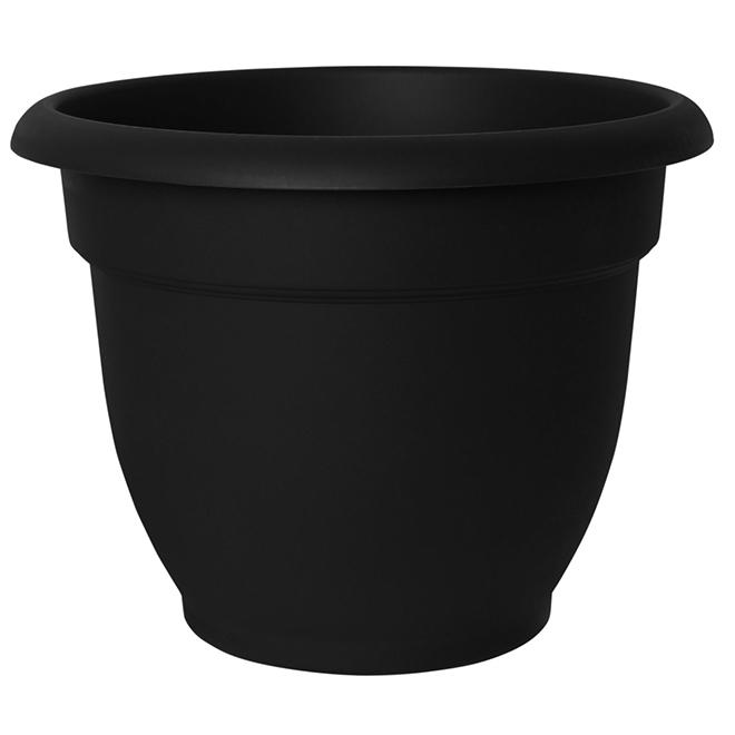 Ariana Planter - Resin - 20'' - Black