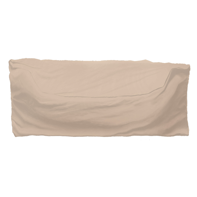"Patio Sofa Cover - 86"" x 35 1/2"" x 39"" - Taupe"