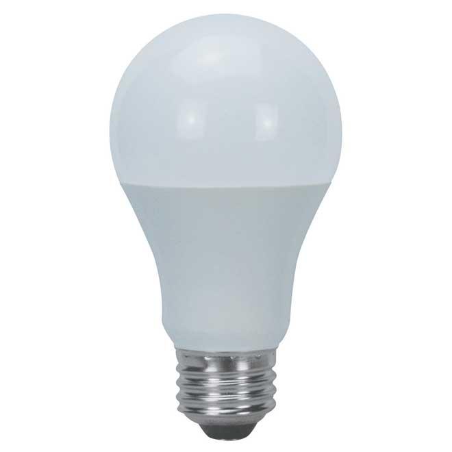 Ampoule DEL A19 5,5 W pour usage général, blanc chaud