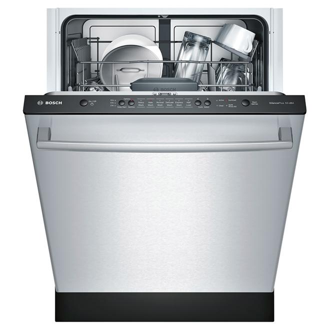 bosch lave vaisselle encastrable poign e saillante 24. Black Bedroom Furniture Sets. Home Design Ideas