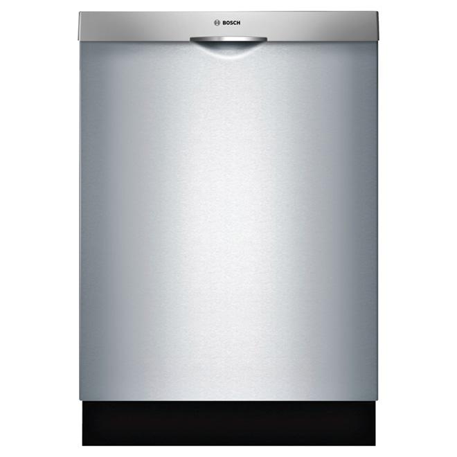 """Lave-vaisselle encastrable avec système RackMatic(MD), 24"""", inox"""