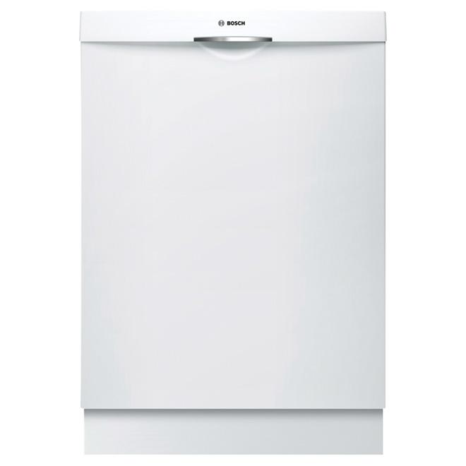 """Lave-vaisselle encastrable avec RackMatic(MD), 24"""", blanc"""