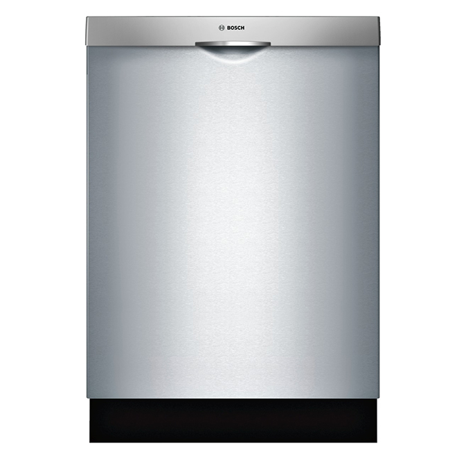 Bosch 300 Series Built-In Dishwasher - ENERGY STAR - RackMatic System - 24-in - Stainless Steel