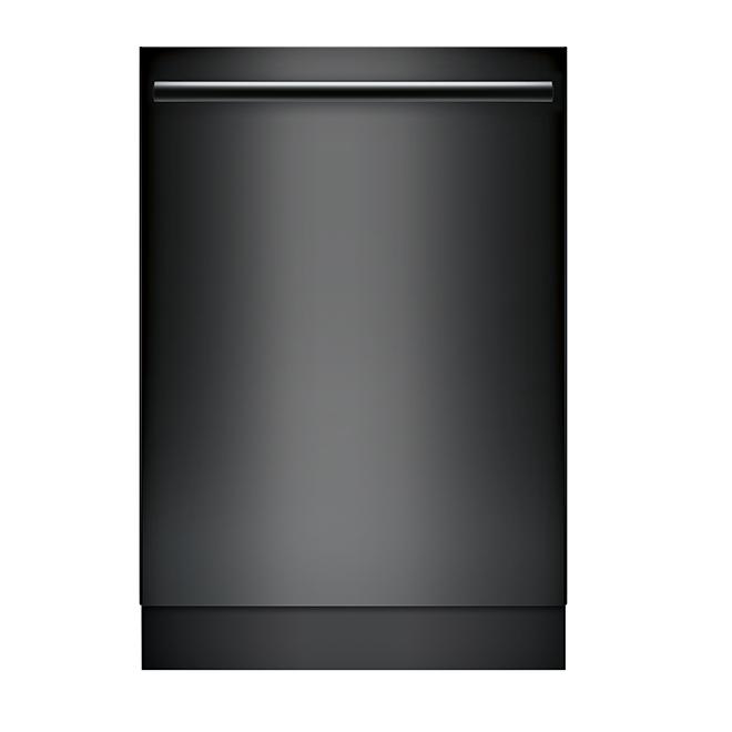 """Lave-vaisselle avec RackMatic(MD), série 100, 24"""", noir"""