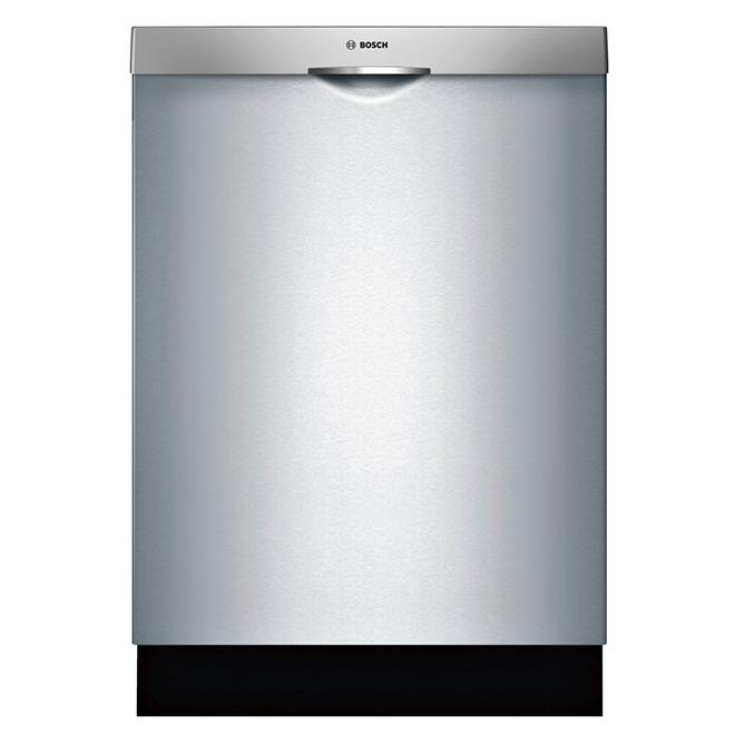 """Lave-vaisselle Bosch avec RackMatic(MD), série 100, 24"""", inox"""