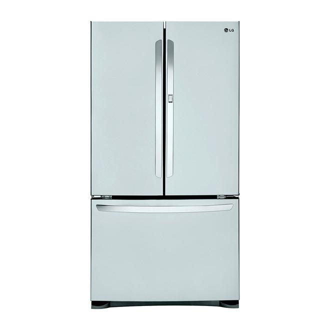 Réfrigérateur avec porte dans la porte(MC), 24,8 pi³, inox